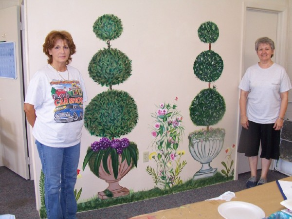 Topiary Class 1