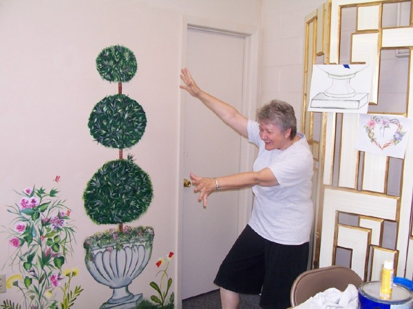 Topiary Class 2